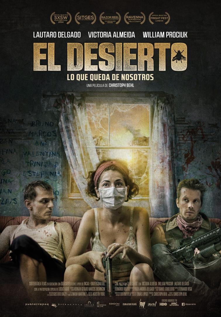 Ver El desierto Online (2013) Gratis HD Pelicula Completa